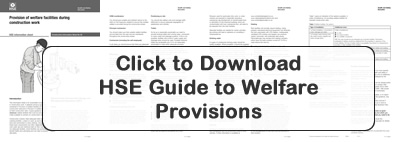 HSE welfare guide